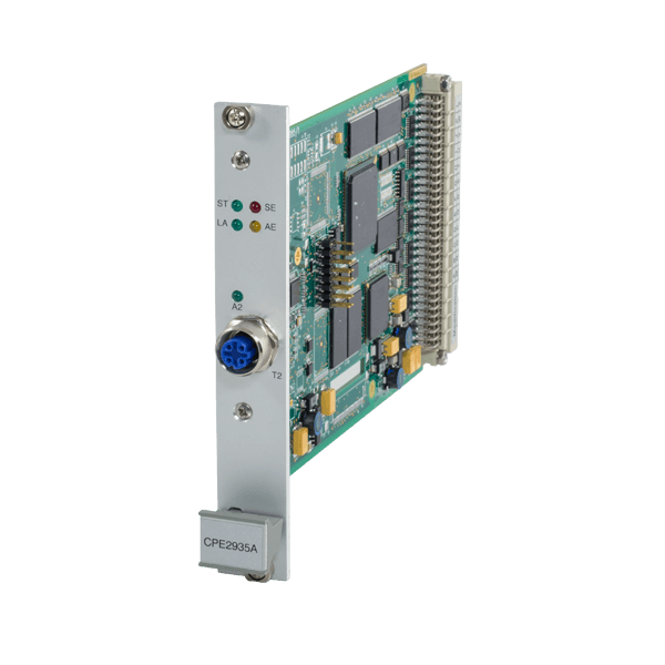 Central Processing Unit with Ethernet Bus (CPE)