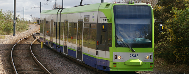 EKE's system to be used for the prevention of tram over-speeding