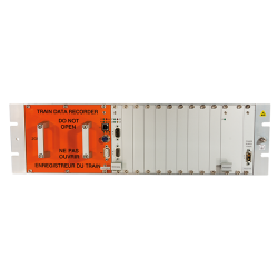 EKE Trainnet® JRU with MVB Interface