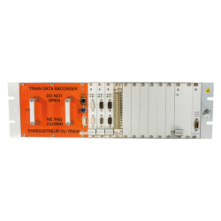 EKE Trainnet® JRU with Multiple Added Interfaces