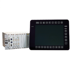 EKE Trainnet® 12.1 HMI and rack