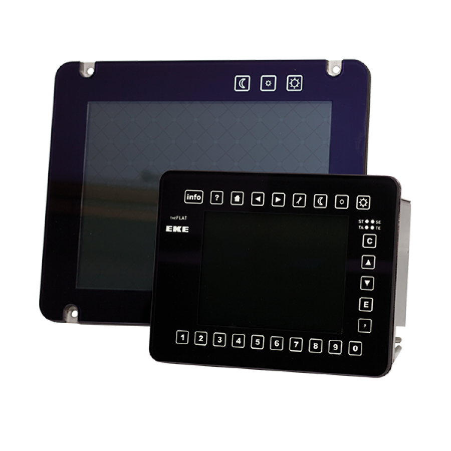 Eke Electronics Human Machine Interface Hmi
