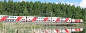 VR Double Deck Intercity Coaches, Finland